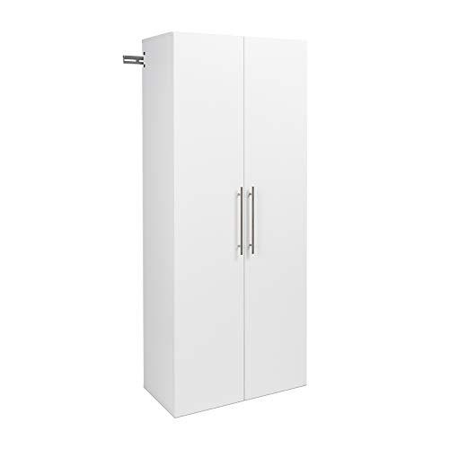 "Prepac 30"" Large HangUps Storage Cabinet, White"