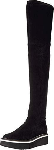 Clergerie Bella Black Suede Stretch 40 (US Women's 9.5) M