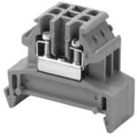 MIK3, Conn Terminal Block 2 POS Screw T DIN Rail 20A (25