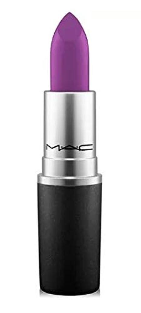 メダルハック中級マック MAC Lipstick - Plums Heroine - bright purple (Matte) リップスティック