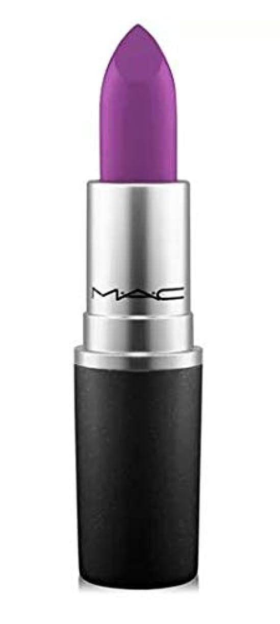 歪める上陸娘マック MAC Lipstick - Plums Heroine - bright purple (Matte) リップスティック
