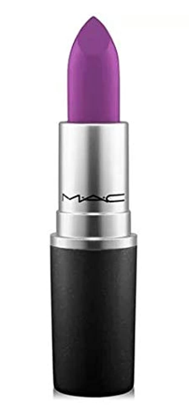 クリエイティブラウズ転倒マック MAC Lipstick - Plums Heroine - bright purple (Matte) リップスティック