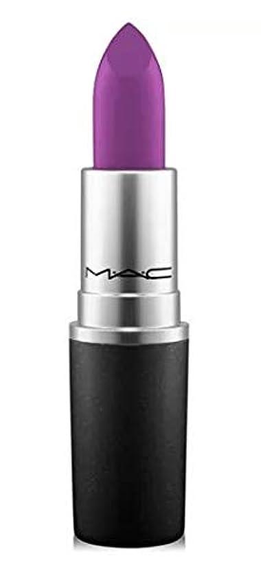ガソリン移民支配的マック MAC Lipstick - Plums Heroine - bright purple (Matte) リップスティック