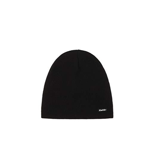 Eisbär Mütze Jason, schwarz, One Size