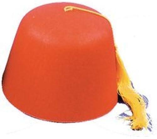 para mayoristas Fez Felt rojo 1 Sz by by by Morris Costumes  la mejor oferta de tienda online