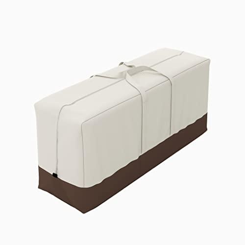 Amazon Basics Sac de rangement et protection pour coussin/housse de salon de jardin