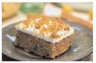 Love and Quiches Classic Carrot Sheet Cake, 5.06 Pound -- 2 per case.