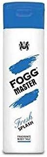 Fogg Master Fragrance Body Talc 120g (Fresh Splash)