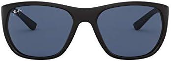 Ray-Ban Black Square Sport Sunglasses