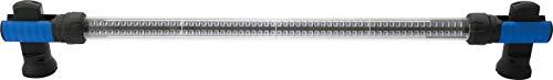 BGS 9757   LED-Motorhauben-Leuchte mit Akku   800 Lumen   Fuß schwenkbar   3 Magnete pro Seite