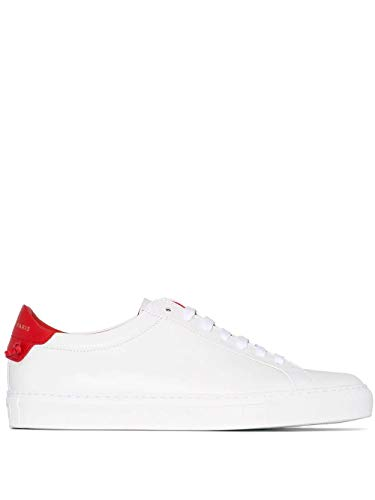 Givenchy Luxury Fashion Damen BE0003E0DC112 Weiss Leder Sneakers | Jahreszeit Permanent