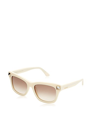 Valentino Gafas de Sol V656S53 (53 mm) Marfil
