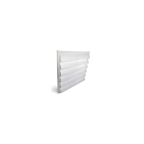 Griglia di ventilazione PVC–221x 299mm–Venti