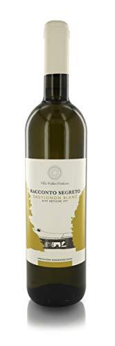 Villa Walter Fontana Vino Bianco ''Racconto Segreto'', Sauvignon Blanc Alpi Retiche IGT, Annata 2019, 75 Cl