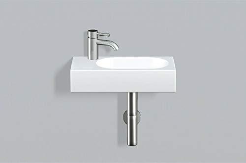 Alape Waschtisch WT.XXS450H.R Weiß