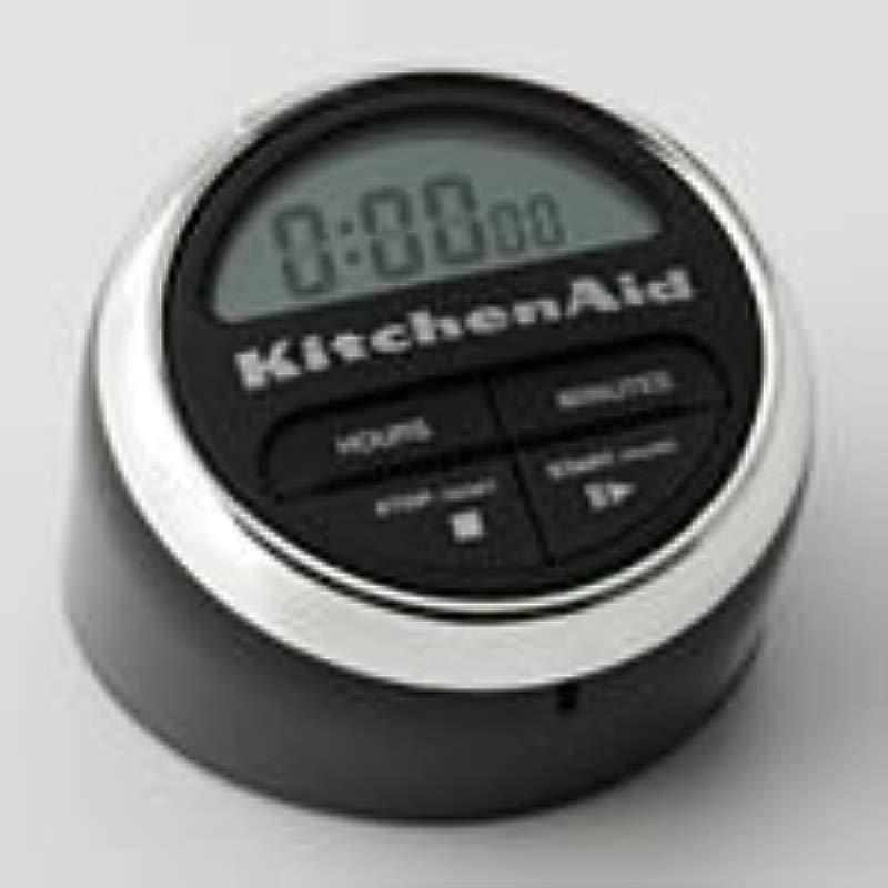 KitchenAid Cook S Series Digital Timer Black