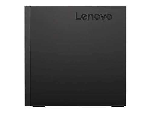 Lenovo ThinkCentre M720 Tiny (10T700C2GE) PC-System, schwarz, Windows 10 Pro