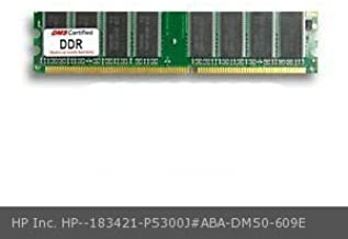 DMS Compatible/Replacement for HP Inc. P5300J#ABA Presario S3310CL 512MB eRAM Memory DDR PC2700 333MHz 64x64 CL2.5 2.5v 184 Pin DIMM - DMS