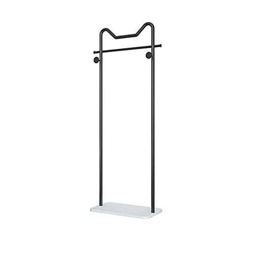 Perchero independiente Hogar Suelo Parter, Creatividad Metal Metal Percha vertical para sala de estar Dormitorio Entrada Puerta Tienda de ropa perchero resistente ( Color : C , tamaño : 173*65*30cm )