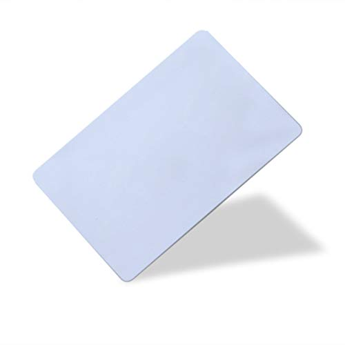100pcs Ntag215 NFC PVC Cards,Blank White printabel NTAG 215 Tags Work Perfectly with TagMo Amiibo and All NFC-Enabled Devices,Writable and Programmable