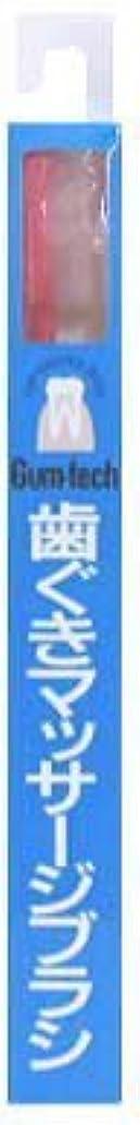 不利益運命的なカード歯ぐきマッサージブラシガムテック1本×2 1481