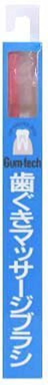 メイトボタン可塑性歯ぐきマッサージブラシガムテック1本×2 1481