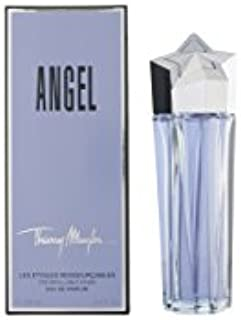 Angel By Thierry Mugler For Women. Eau De Parfum Spray Refillable 3.4 oz (Packaging May Vary)