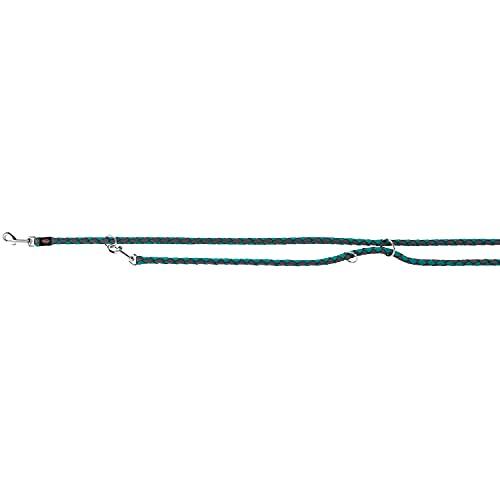Trixie 143512 Cavo V~Leine, S–M: 2,00 m/ø 12 mm, ozean/graphit