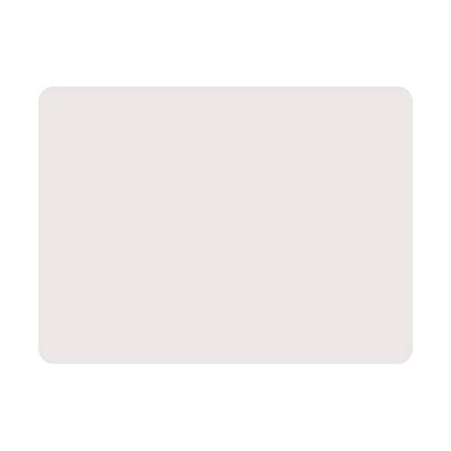 nimabi Silicona Impermeable placemat Mesa de Mesa Aislamiento térmico Antideslizante Lavable Duradero para Comedor de Cocina (Color : Beige)
