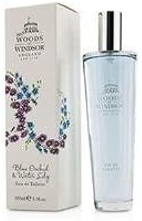 Woods of Windsor Blue Orchid & Water Lily Eau De Toilette Spray For Women 100ml/3.3oz