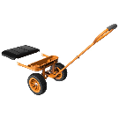 Aerocart Wheelbarrow Wagon Kit Attachment | WA0228 | WORX
