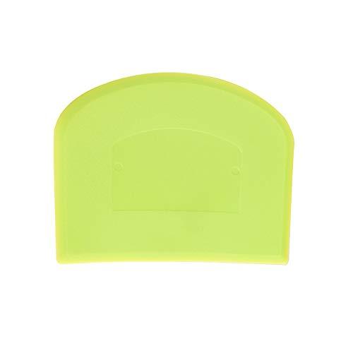 BOBORA Tagliere in plastica PP Utensili da forno Mesh Cake Cream Raschietto Taglierina Tagliatelle Multifunzione Pizza Gnocco Tagliere Impasto