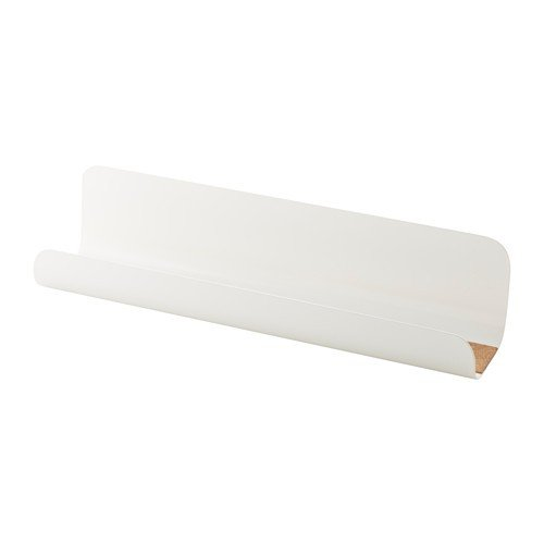 IKEA VEMUND Stifthalter/Wischer in weiß