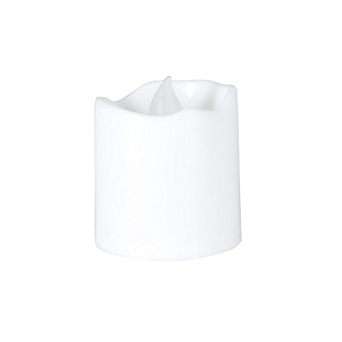 TABLE PASSION - Set de 6 Bougies LED votives 4.5 cm
