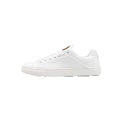 Sneaker Bradbury Satin White - Bianco, 40