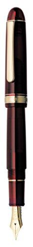 PNB-10000#71 Platinum'#3776 CENTURY/Bourgogne'(nib : Medium)