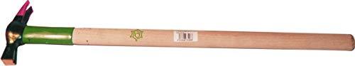 Martello da carpentiere con calamita manico in legno 250 gr