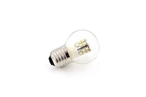 Konstsmide LED-lamp 7709-013 B: 4,5 cm H: 7,3 cm / E27 / 1x1 / 6W
