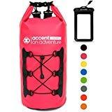 Premium Waterproof Dry Bag Compression Sack, Roll TopClosure 2 Detachable Shoulder Straps for...