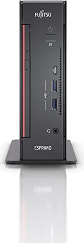 Fujitsu ESPRIMO Q7010 Mini-PC i7-10700T vPro 16GB/256GB SSD DVD-SM WiFi Win10P