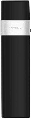 MiPow SPL06A-WT Power Tube Power Bank mit Lightning Kabel für Apple iPhone X, XS, XR, 8, 7, 6 , 3000mAh, weiß