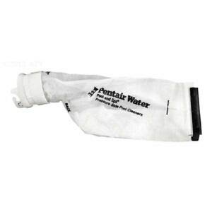Review Of White and Black Letro Fine Mesh Bag Side Pool Cleaner