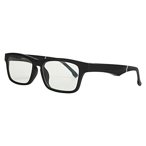 Gafas De Audio Inteligentes, Gafas De Audio Multifuncionales con Auriculares De Oreja Abierta para Juegos, Reuniones, Viajes, Conducción para La Oficina