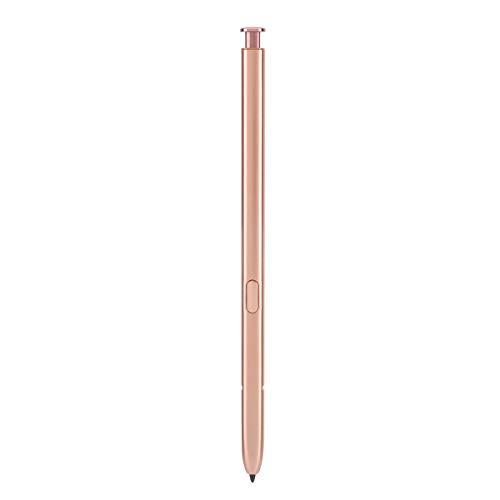 Hopcd Lápiz óptico Blurtooth, reemplazo de bolígrafos de Control de Pantalla táctil electromagnética Universal para Samsung Note 20/Note 20 Plus(Oro)