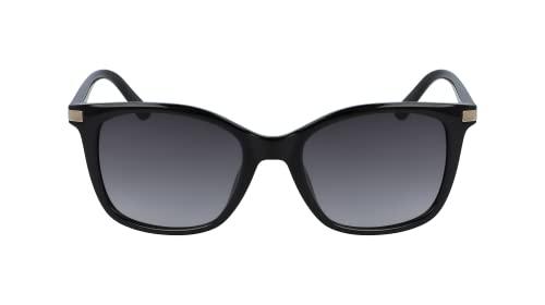 Calvin Klein Womens CK19527S Sonnenbrille, Black, Einheitsgröße