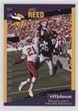 Jake Reed (Football Card) 1997 Minnesota Vikings Minnesota Crime Prevention Association Minnesota Crime Prevention Association - [Base] #6