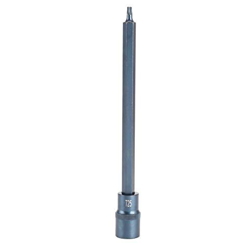 Punta de destornillador, punta de destornillador en estrella 1/2 pulg.(T25)