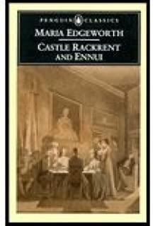 Castle Rackrent & Ennui by Edgeworth,Maria. [1993] Paperback