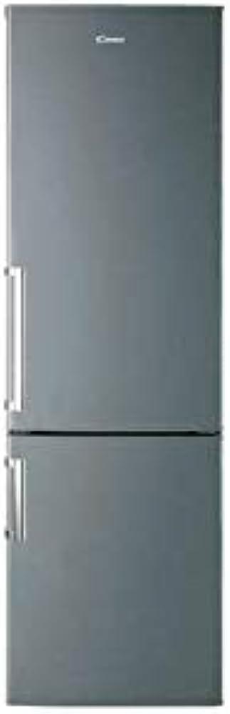 Candy - frigorifero combinato , capacità 305 litri , classe a+ CCBS 6182XH/2N