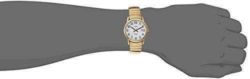Timex Classic – Reloj de Cuarzo para Hombres, Correa de Acero Inoxidable